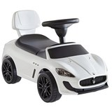 Rutschfahrzeug Maserati Gran-cabrio Weiß - Weiß, Kunststoff/Metall (68,3/30,6/39,5cm)