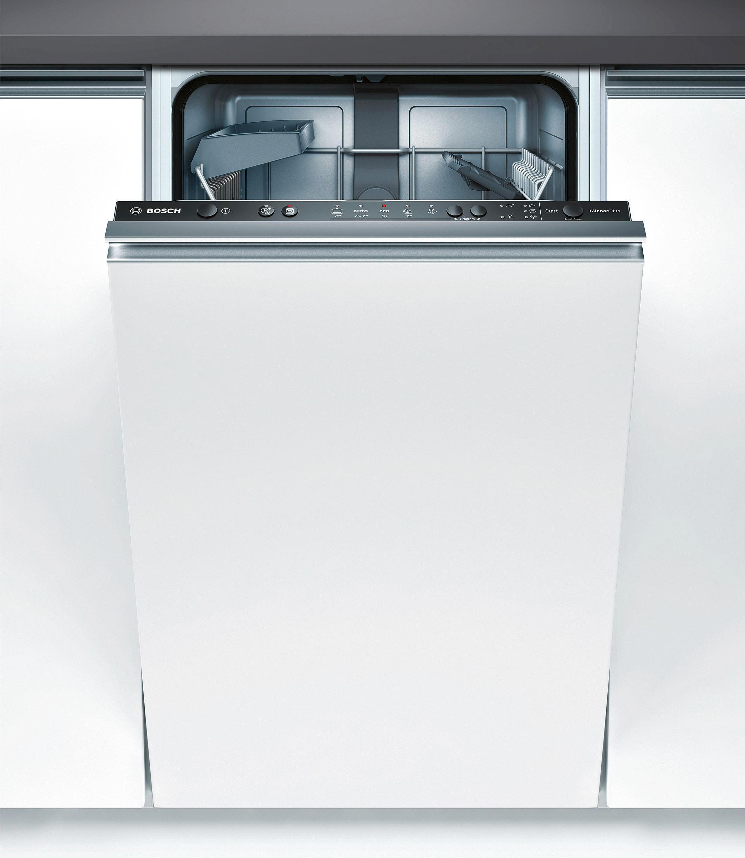 Geschirrspüler Bosch Spv50e90eu, EEZ A+ - Schwarz/Weiß (44,8/81,5/55cm)