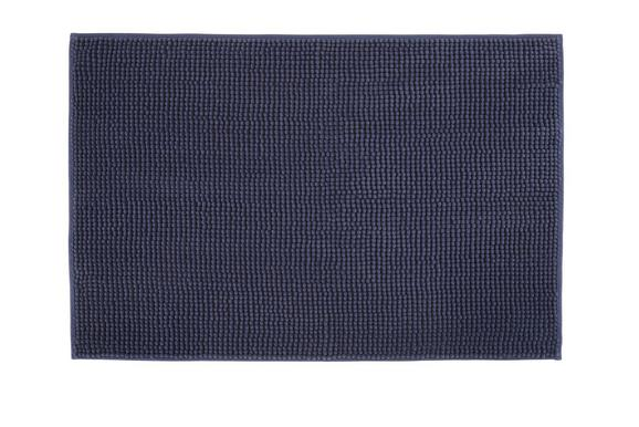 Badematte Nelly Blau - Blau, Textil (60/90cm) - MÖMAX modern living
