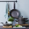 Set Oale Pentru Gătit Python - alb/negru, Romantik / Landhaus, sticlă/metal - Premium Living