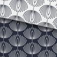 Lenjerie De Pat Daisy Wende - verde smarald/albastru, textil (140/200cm) - Modern Living