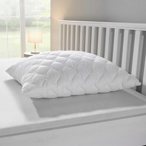 kopfkissen irisette 80x80cm online kaufen m max. Black Bedroom Furniture Sets. Home Design Ideas