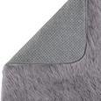 Teppich Romy ca.80x150cm - Grau, MODERN, Textil (80/150cm) - Bessagi Home