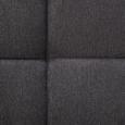 Boxspringbett Jerry 180x200cm inkl. Topper - Dunkelgrau, MODERN, Holz/Textil (210/188/118cm) - Modern Living