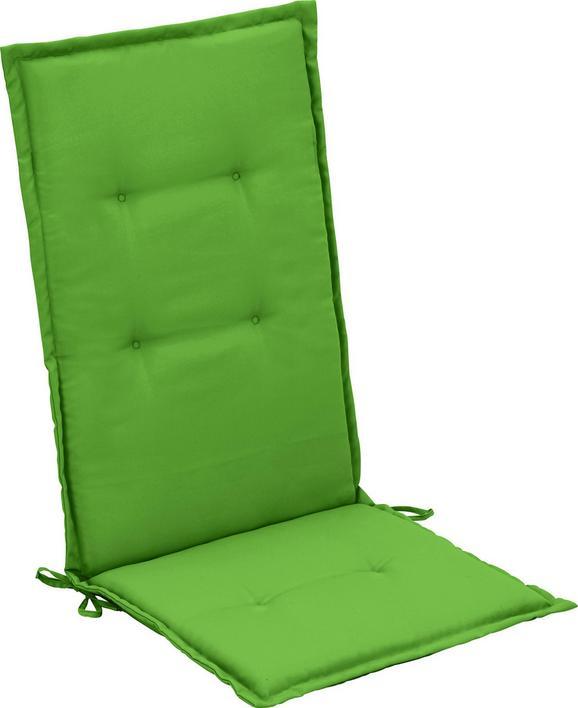Sesselauflage Poppi in Grün - Grün, Textil (48/4/115cm) - Mömax modern living