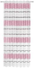 Fertigvorhang Anita, ca. 140x245cm - Lila, KONVENTIONELL, Textil (140/245cm) - MÖMAX modern living