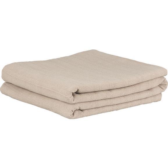 Pregrinjalo Solid One - siva, tekstil (240/210cm)