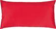Kissenhülle Belinda, ca. 40x80cm - Rot, Textil (40/80cm) - PREMIUM LIVING