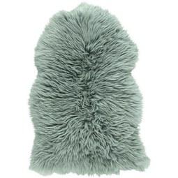 Schaffell Jenny Mint 90x60cm - Mintgrün, Textil (90-105/60cm) - Mömax modern living