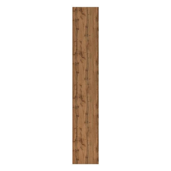 Tür in Eichefarben - Eichefarben, MODERN, Holzwerkstoff (45,4/232,6/1,8cm) - Based