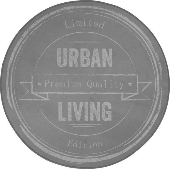 Gyerekszőnyeg Urban Living - világosszürke, textil (100cm) - MÖMAX modern living