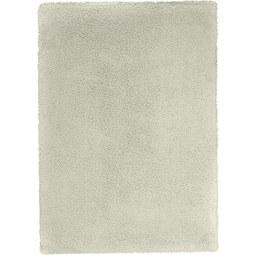 Shaggy Stefan in Weiß ca. 120x170cm - Weiß, MODERN (120/170cm) - Mömax modern living