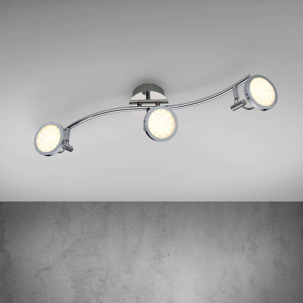 LED-Deckenleuchte Louanna