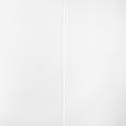 KLEIDERSCHRANK in Weiß 'Milo' - Weiß, MODERN, Holz (80/205/60cm) - Bessagi Home
