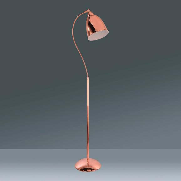 Stoječa Svetilka Gisela - baker, Moderno, kovina (145cm) - Mömax modern living