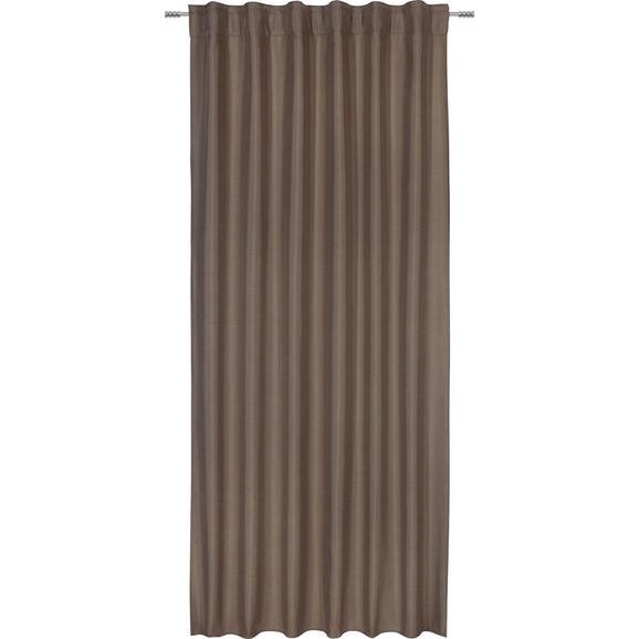 Zatemnitvena Zavesa Thermo - peščena, Moderno, tekstil (140/245cm) - Mömax modern living