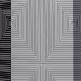 Bettwäsche Quadro, ca. 135x200cm - Flieder/Schwarz, Textil (135/200cm) - Mömax modern living
