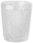 Wasserglas Amelie 270ml - Transparent, ROMANTIK / LANDHAUS, Glas (8/10cm)