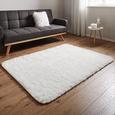 Teppich in Weiß ca.120x170cm 'Romy' - Weiß, MODERN, Textil (120/170cm) - Bessagi Home