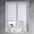 Klemmrollo Daylight Weiß ca. 75x150cm - Weiß, MODERN, Textil (75/150cm) - Mömax modern living