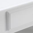 Couchtisch Claudia ca.110x60cm - Weiß, KONVENTIONELL, Holz/Metall (110/60/48cm) - Modern Living