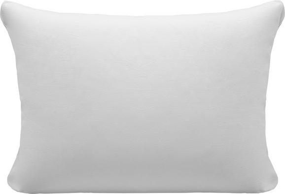 Párnahuzat Basic - Platinaszürke, Textil (70/90cm) - Mömax modern living