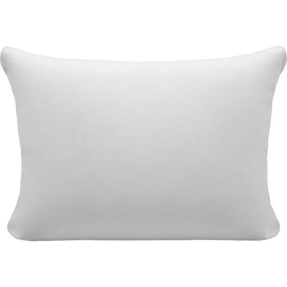 Prevleka Blazine Basic 15101 - platinasta, tekstil (70/90cm) - Mömax modern living
