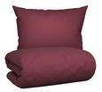 Posteljina Crvena, Cca. 140x200cm - bordeaux, Modern, tekstil (140/200cm) - Mömax modern living
