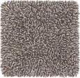 Fürdőszobaszőnyeg Meliert - szürkésbarna, textil (50/50cm) - MÖMAX modern living