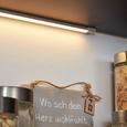 Eckküche Speed in Schwarzbeton NB - Schieferfarben/Schwarz, MODERN, Holzwerkstoff (287,5/227,5cm) - Nobilia