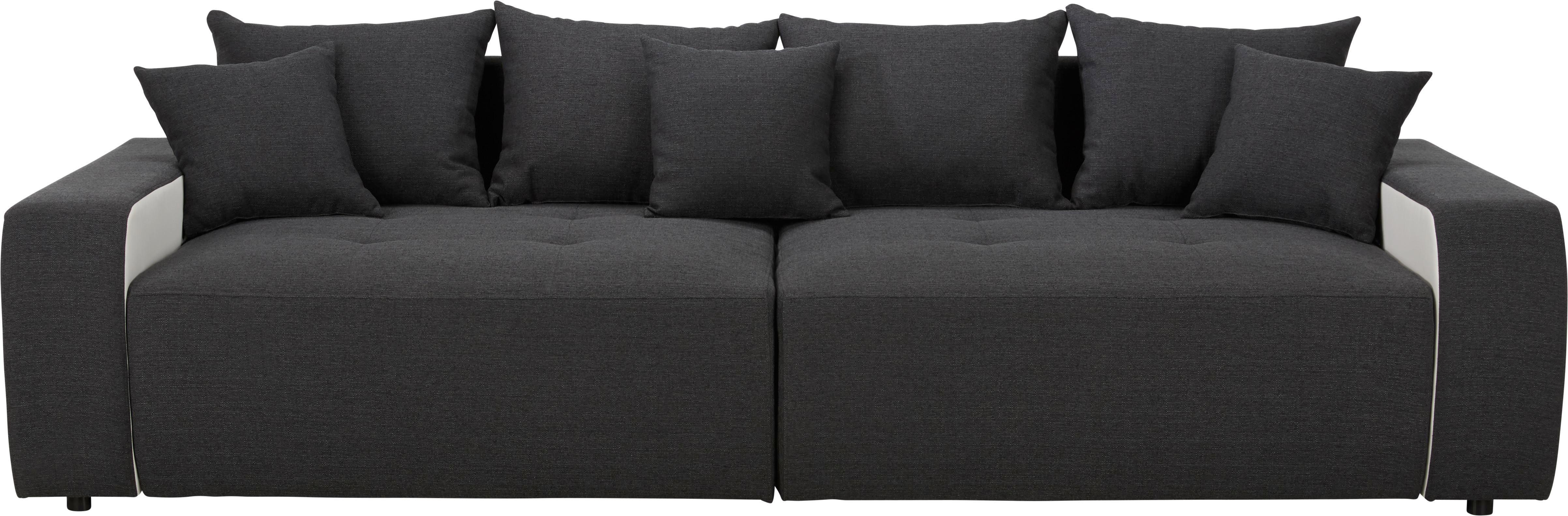 Bigsofa In Schwarz/Weiß Online Kaufen ➤ Mömax