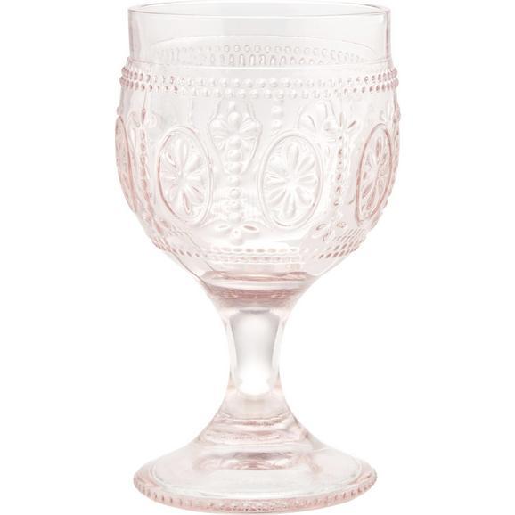 Kozarec Za Rdeče Vino St. Remy - roza, Romantika, steklo (8,5/15cm) - Mömax modern living