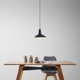 Pendelleuchte Medea - Schwarz, MODERN, Metall (26/120cm) - Modern Living