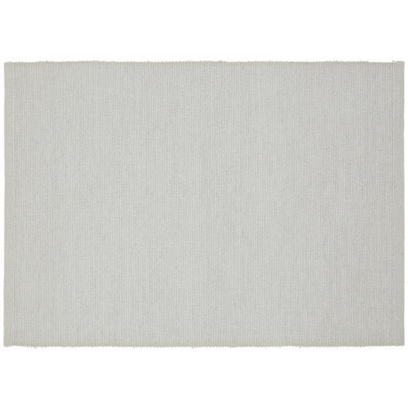 Suport Farfurii Maren - argintiu, textil (33/45cm) - Based