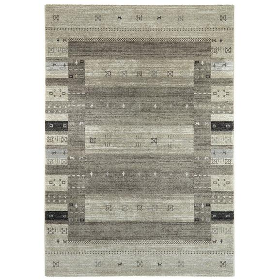 Webteppich Montana 3 ca. 160x230cm - Beige, Textil (160/230cm) - Mömax modern living