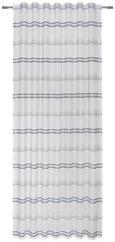 Fertigvorhang Louis Weiß/Jade 140x245cm - Jadegrün/Weiß, KONVENTIONELL, Textil (140/245cm) - Mömax modern living