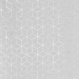 Perdea Prefabricată Aida - argintiu/alb, Romantik / Landhaus, textil (135/245cm) - Modern Living