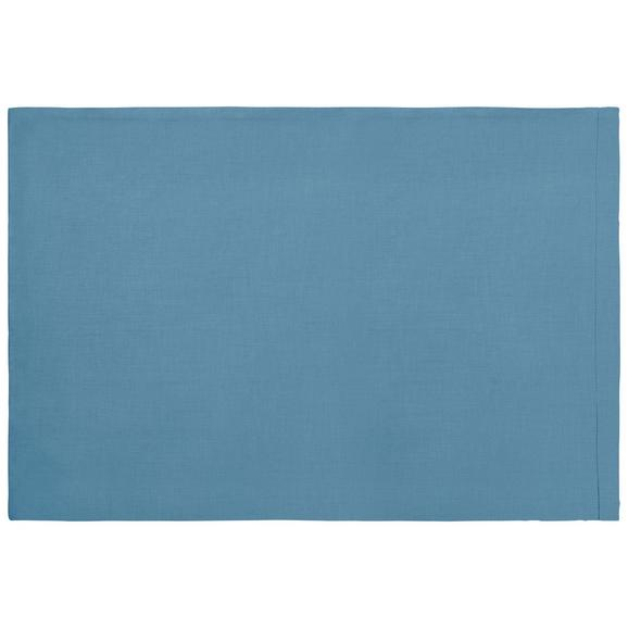 Párnahuzat Belinda 40/60 - Világoskék/Kék, Textil (40/60cm) - Premium Living