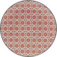 Speiseteller Shakti aus Porzellan - Multicolor, LIFESTYLE, Keramik (21cm) - Mömax modern living