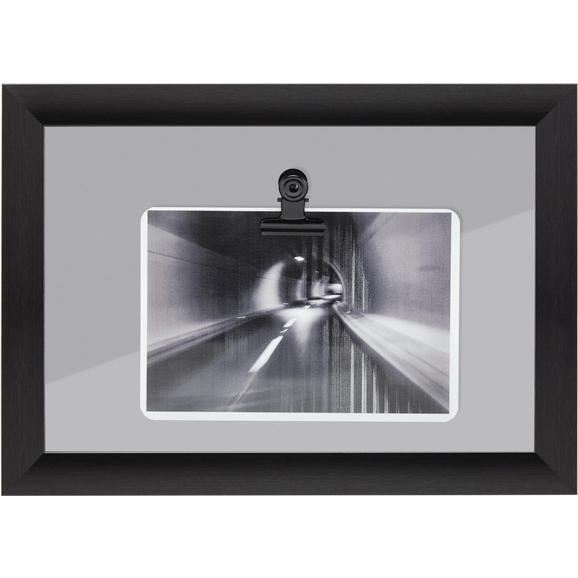 Okvir Za Slike Less - črna, Moderno, umetna masa (26,5/18,8/3,6cm)