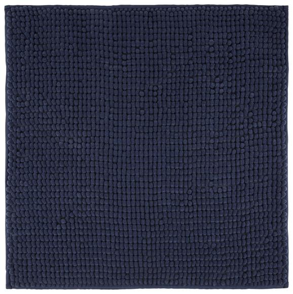 Badematte Nelly Blau 50x50cm - Blau, Textil (50/50cm) - Mömax modern living
