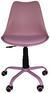 Drehstuhl Rosa - Rosa, MODERN, Kunststoff/Textil (55/79-87/48,5cm) - Modern Living