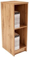 Regal 4-you New - črna/hrast, Moderno, leseni material (30/85,5/34,6cm) - Mömax modern living