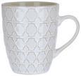 Kaffeebecher Riley aus Steinzeug ca. 400ml - Naturfarben, LIFESTYLE, Keramik (9,1/10,9cm) - Mömax modern living