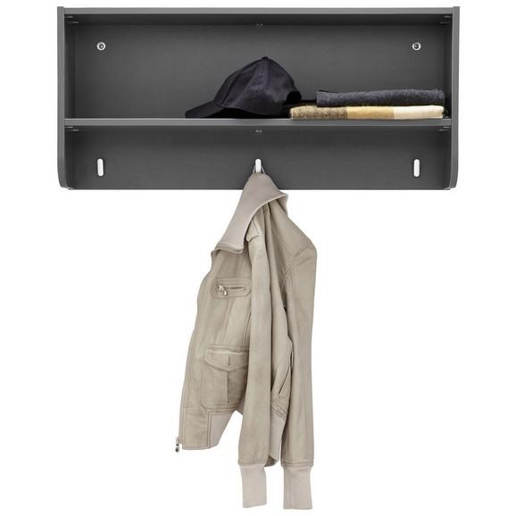 wandregal in grau online kaufen m max. Black Bedroom Furniture Sets. Home Design Ideas