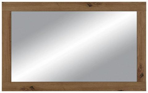 Details zu Spiegel Holzrahmen Mosaik Quadratisch Wandspiegel Holz ca 50 x 50 cm Nr. 19