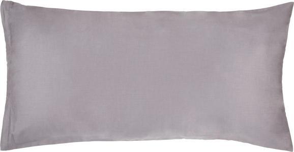 Párnahuzat Belinda - világosszürke/antracit, textil (40/80cm) - premium living