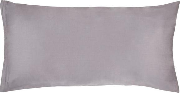 Prevleka Blazine Belinda - antracit/svetlo siva, tekstil (40/80cm) - Premium Living