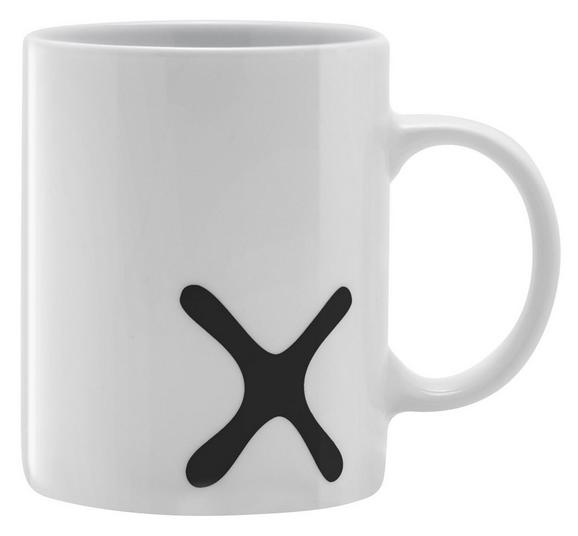 Lonček Za Kavo Mömax 4 You -ext- - črna/bela, keramika (8/9,5cm) - Mömax modern living