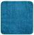 Badematte Christina Petrol-uni 50x50cm - Petrol, Textil (50/50/cm) - Mömax modern living